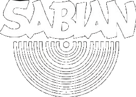 Sabian_logo - Transparent White
