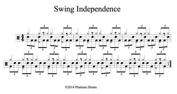 Swing Independence